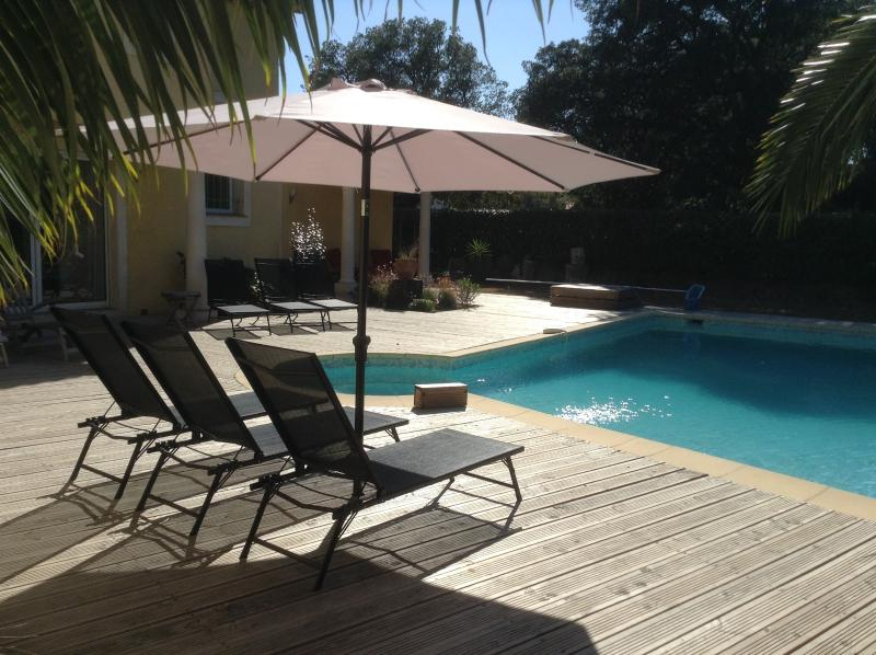 Holiday Villa with pool in GRIMAUD VAR. Free WIFI, vacation rental in Port Grimaud