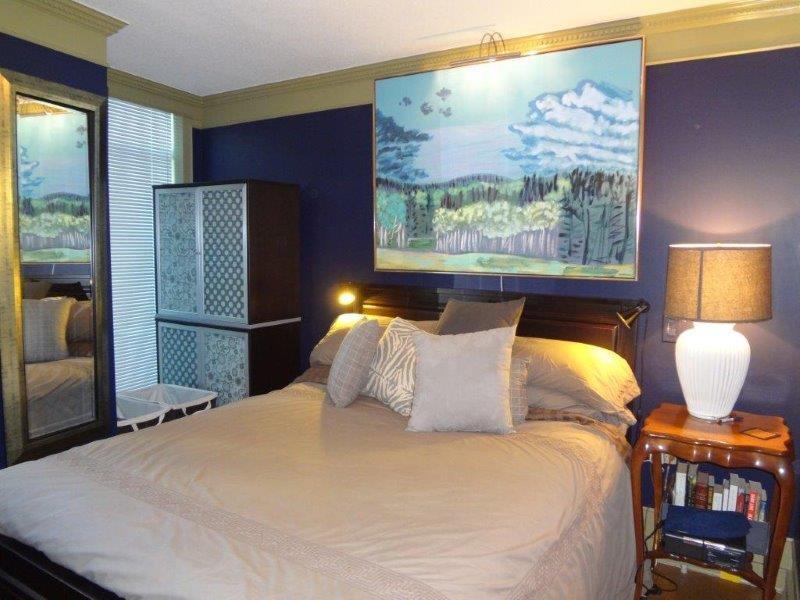 Super comfy queen master suite