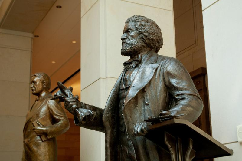 Frederick Douglas ~ National Landmark