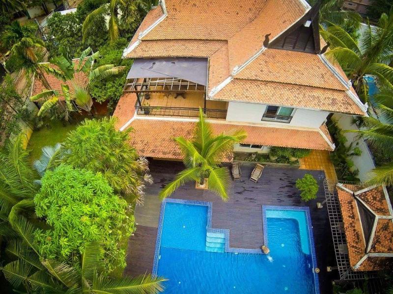 LISA VILLA(La maison de Vacance), holiday rental in Siem Reap Province