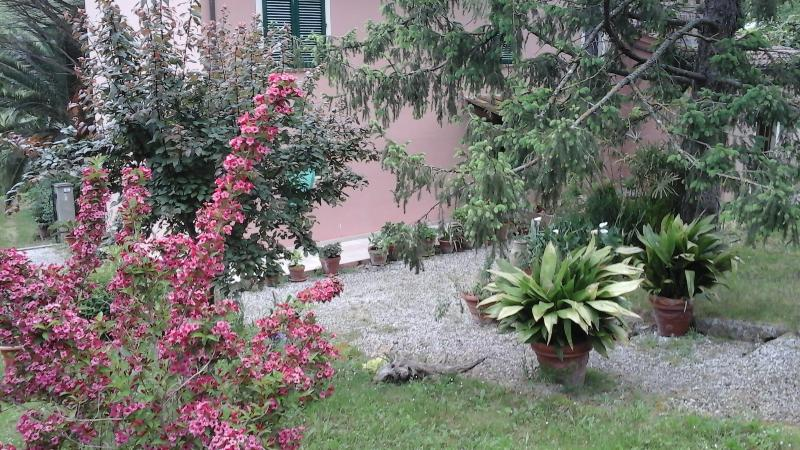La casa di nonna Rosa – semesterbostad i Casciana Terme