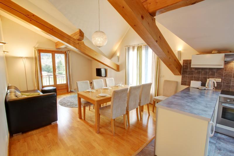 Gran Paradiso, holiday rental in Les Praz-de-Chamonix
