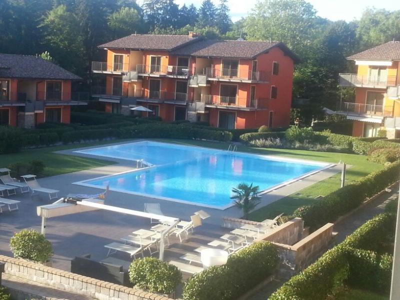 piscina e solarium