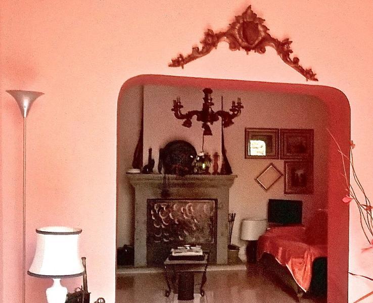 Hall and lounge