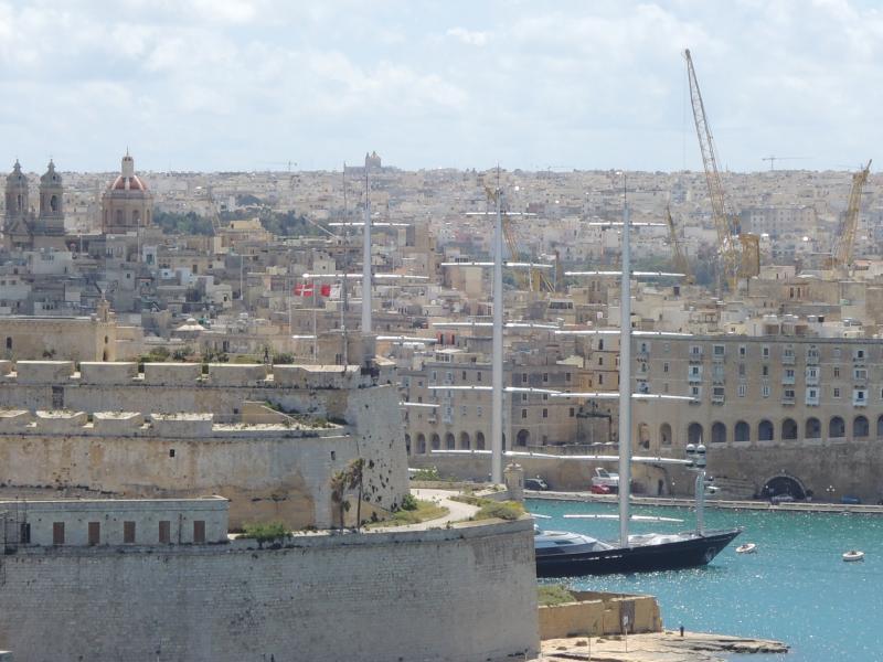 Yacht Marina View