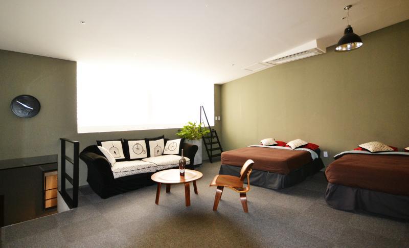 Garden Patio Second Floor
