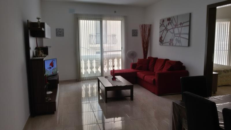 Holiday Apartment in the Island of Gozo, holiday rental in Marsalforn