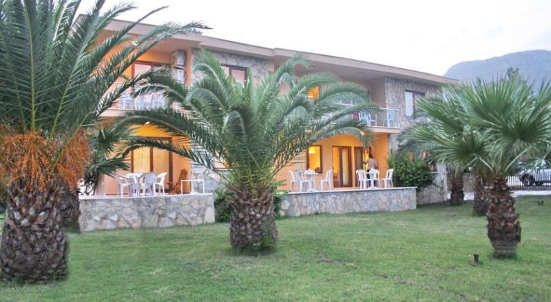 The Palm Apart 3 Sarigerme, holiday rental in Sarigerme