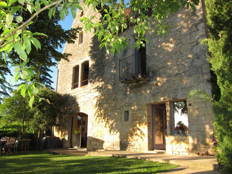 façade du Manoir