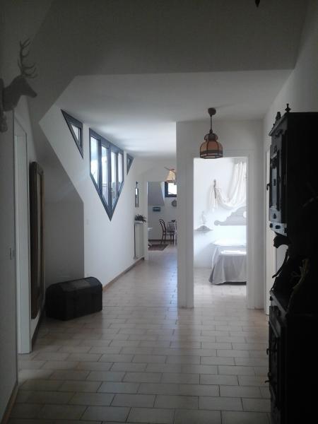 Ingresso appartamento 'mansarda'