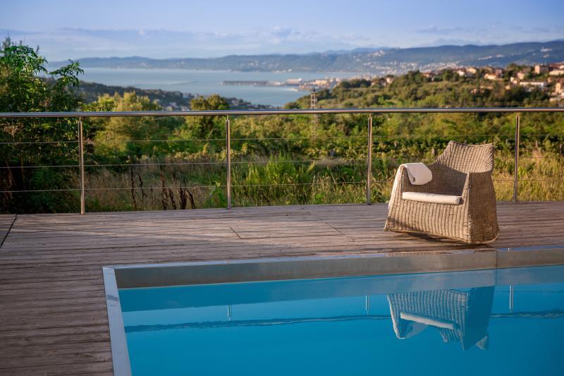 VILLA & SPA VENICE to PIRAN, holiday rental in Slovenian Istria