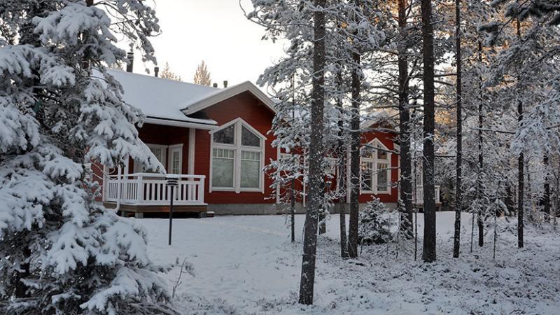 LevinSatu: TaLevi winter terrace