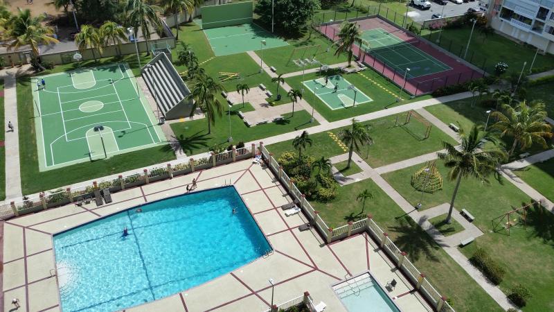 Condo's recreational facilities