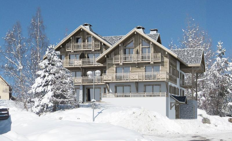 Les Chalets Babar: small development in traditional alpine style