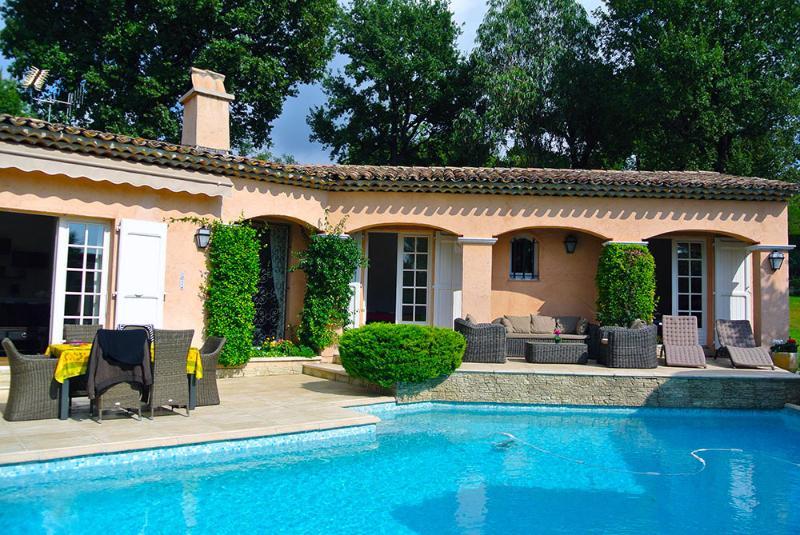 Villa du Piol, holiday rental in Opio