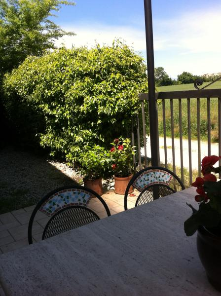 B&B Rododendri Garden, holiday rental in Tessera