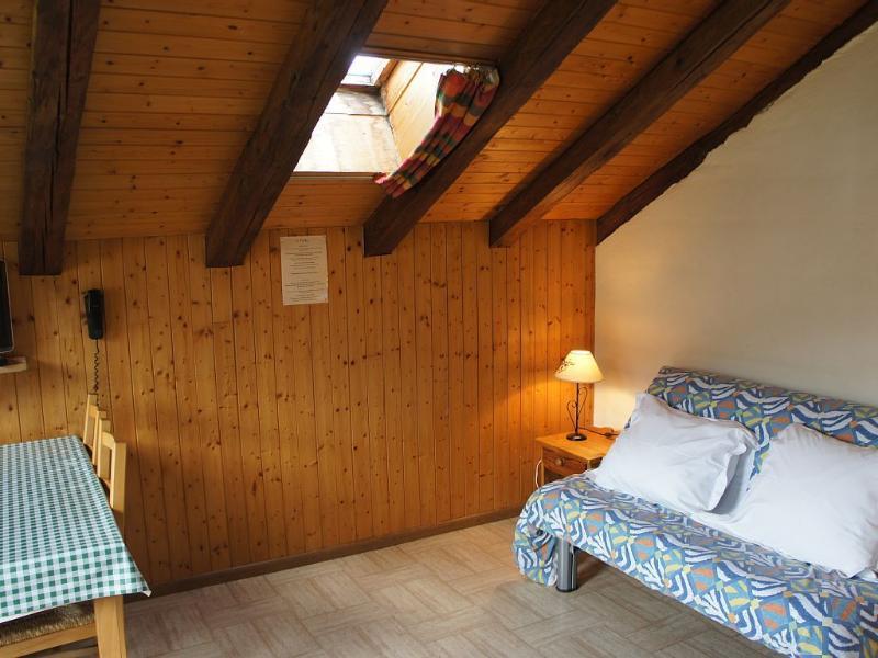 STUDIO-MEZZANINE 2/5 pers + accès au spa, Ferienwohnung in Morillon