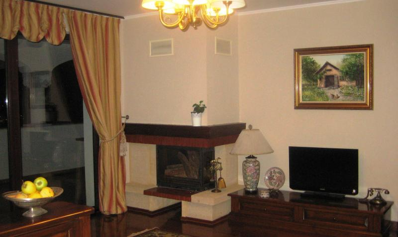 Comfortable duplex apartment with fantastic view, vacation rental in Valcea County