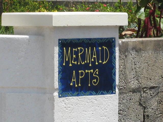 Sjöjungfrun lägenhet, kranen, St. Philip, Barbados