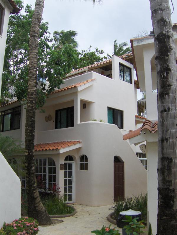 Villa 14 at Los Corales, 2nd and 3rd floor