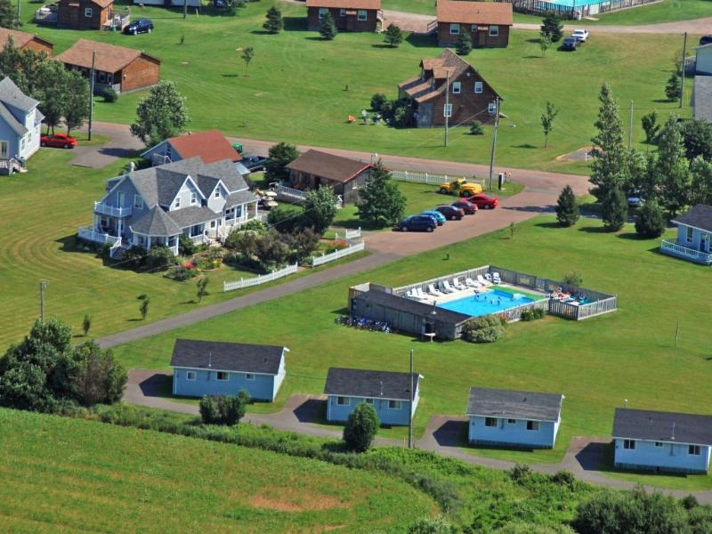 Sundance Cottages is a ocean view 4stars property Cavendish,PEI, close to all the attractions & golf