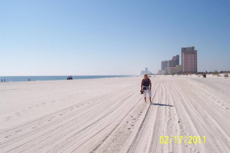 Gulf Shores Beach is calling YOU!