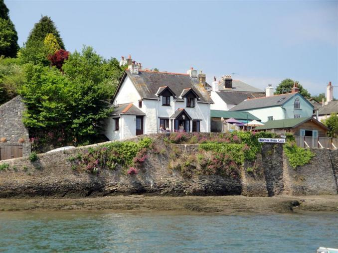 Cliff Cottage, holiday rental in Dartmouth