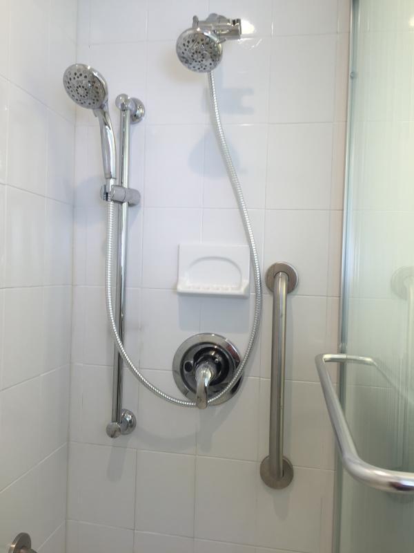 European Shower