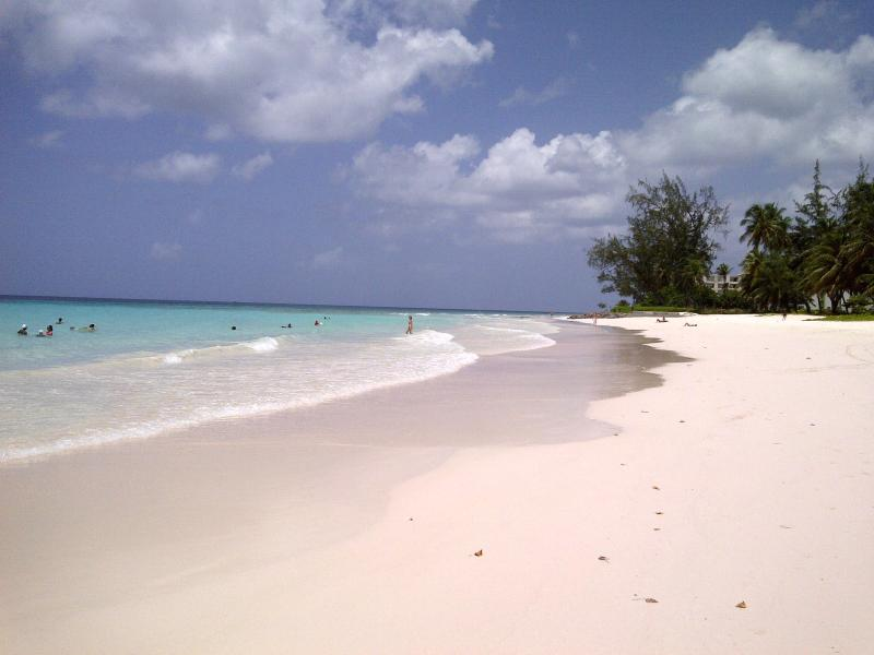 Rockley Beach (Accra) One of the best South Coast Beaches and the nearest one to Greenways Apt.