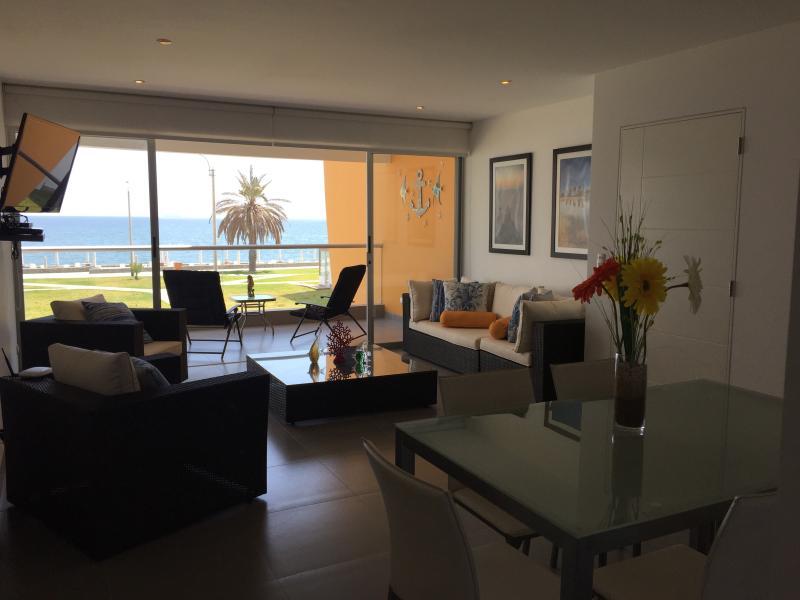 Apartamento Frente Islas Ballestas, location de vacances à Paracas