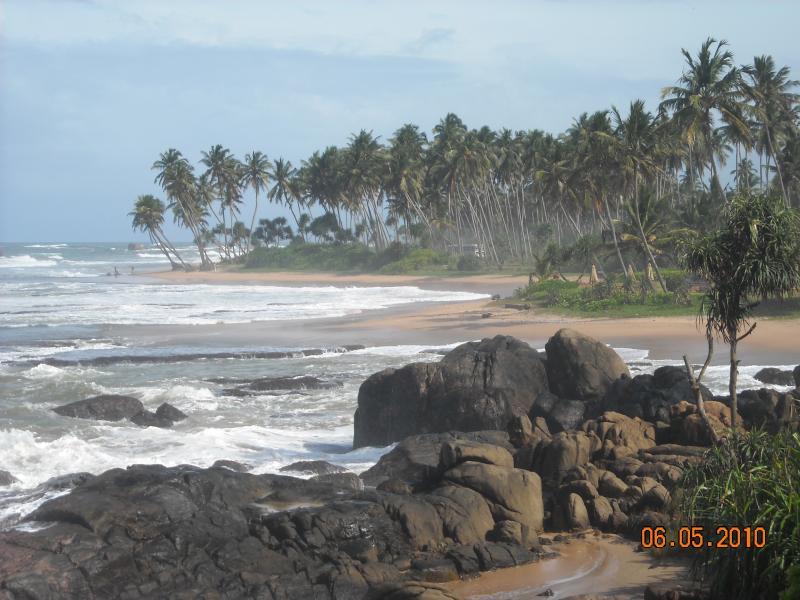 Bellissimo Oceano Indiano