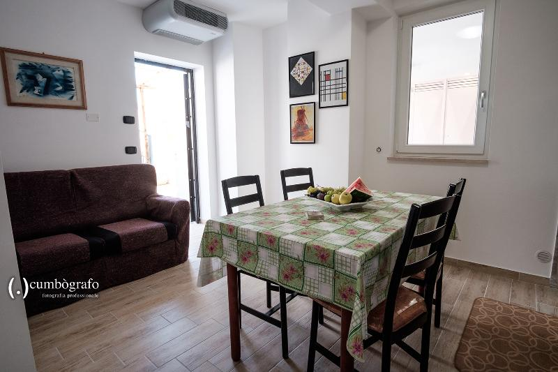 Apartment with Veranda in Art-Village residence, vacation rental in Bisceglie