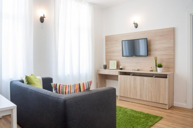 Caractéristiques comprennent gratuit WiFi et 32' LED TV