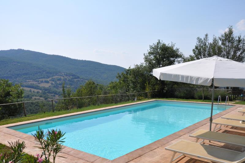 Stunning views, modern comfort, large private pool. The perfect holiday villa!