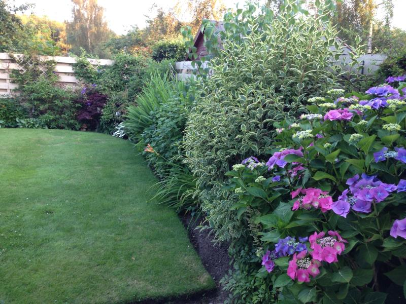 Private & Secluded Back Garden
