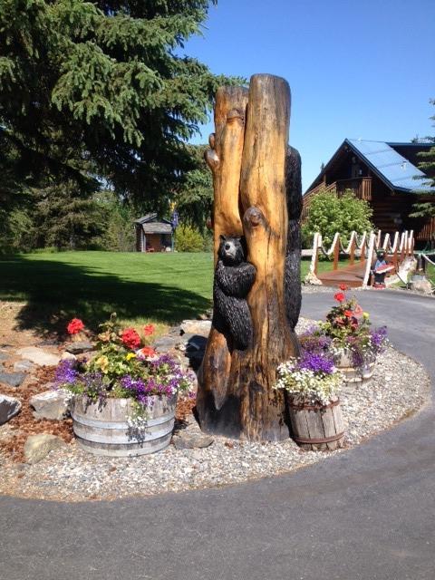 Kenai Peninsula Hand-crafted Alaskan Log Cabins, alquiler vacacional en Nikiski