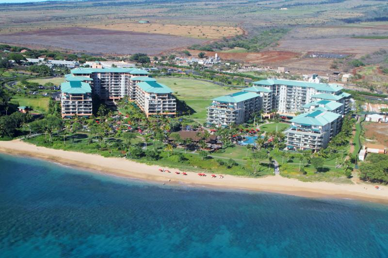 Honua Kai resort from Ocean