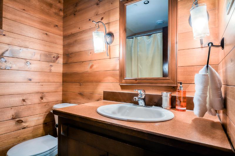Second bathroom with heated floor