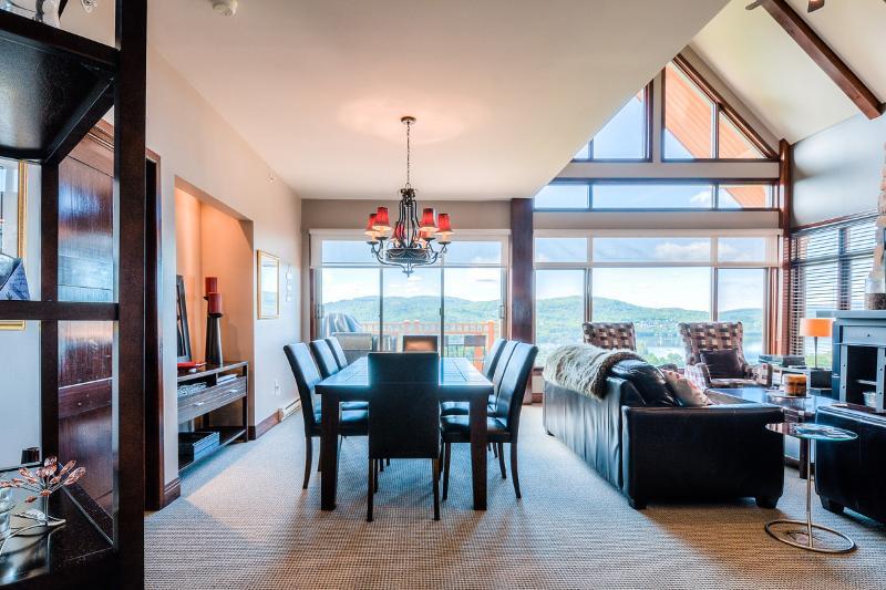 Luxury condo with stunning views