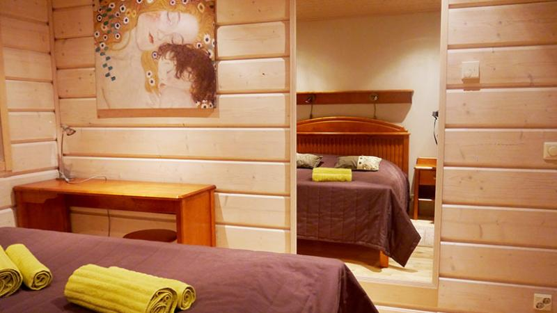 Master Bedroom 1, king size bed for 2