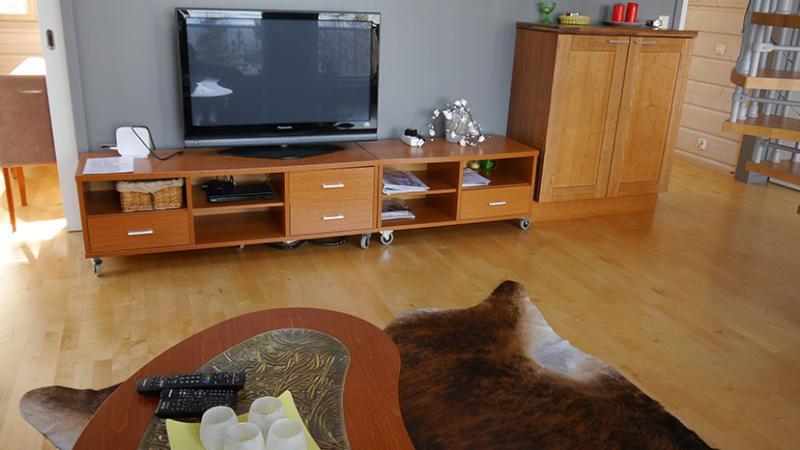 Plasma TV, sputnik channels