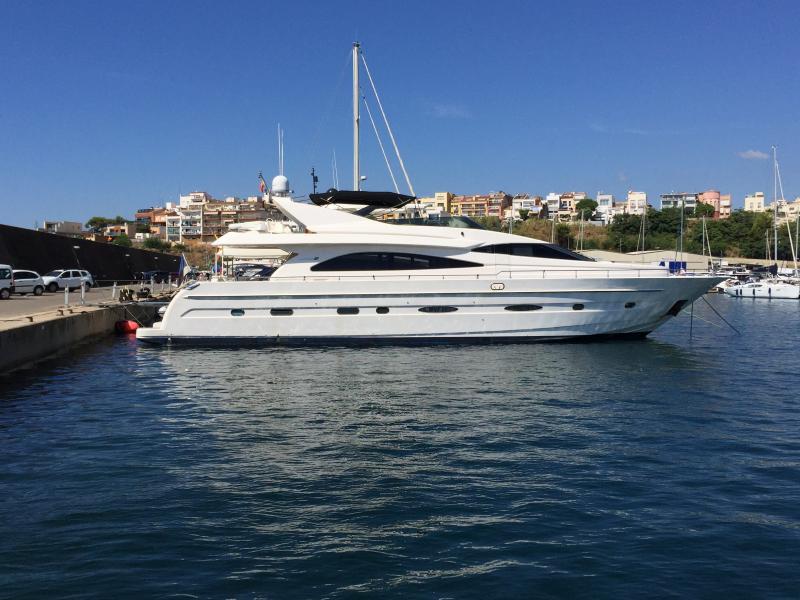 Motor Yacht Dandy, vacation rental in Barcelona