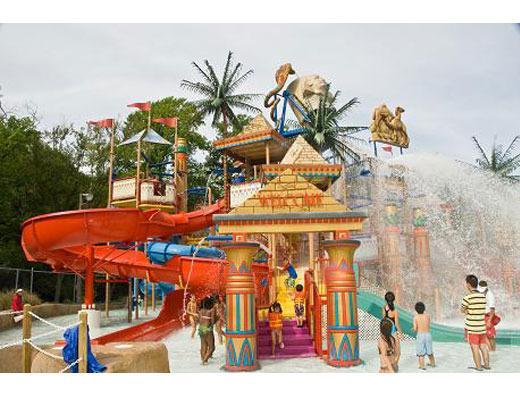 Camelbeach parc aquatique