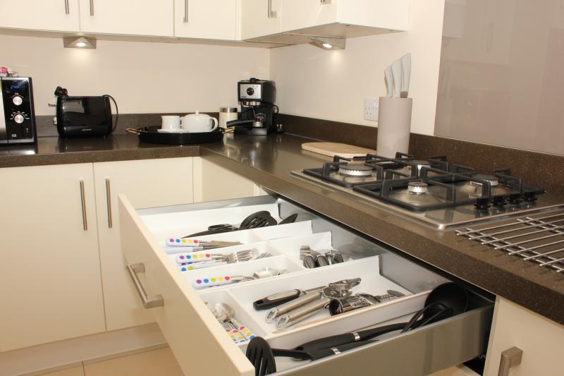 3 The Copse - Kitchen