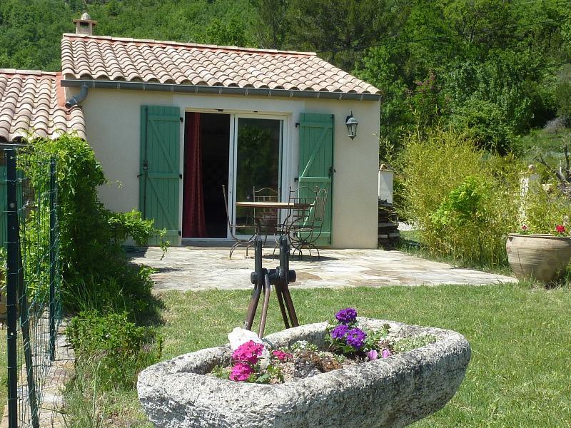 La Vigne, vacation rental in Le Bosc