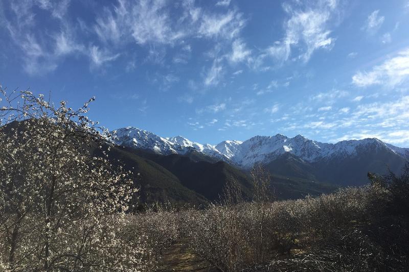 Scenic Maipo Valley