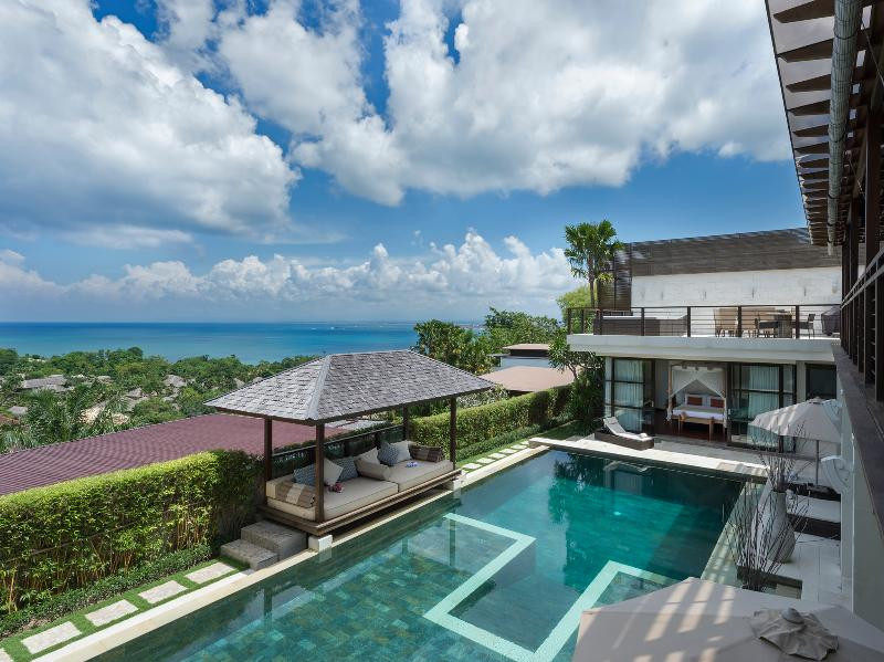 Villa Jamalu, 4BR, Jimbaran, holiday rental in South Kuta