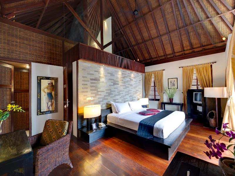 Majapahit Villas - Villa Maya - dormitorio principal