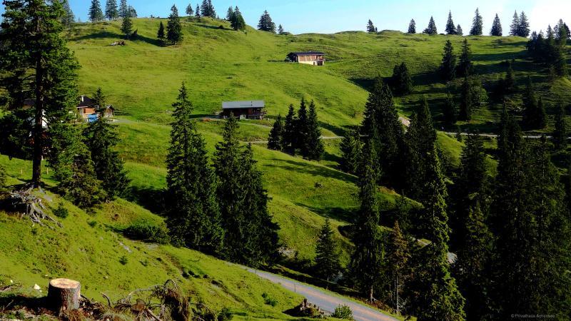 Hiking, biking, mountain biking, paragliding, or just enjoying a meal in a mountain hut...