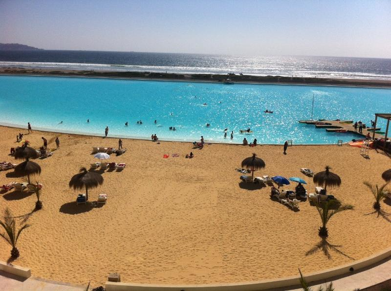 Amazing Ocean and Crystal Lagoon View., vacation rental in La Serena